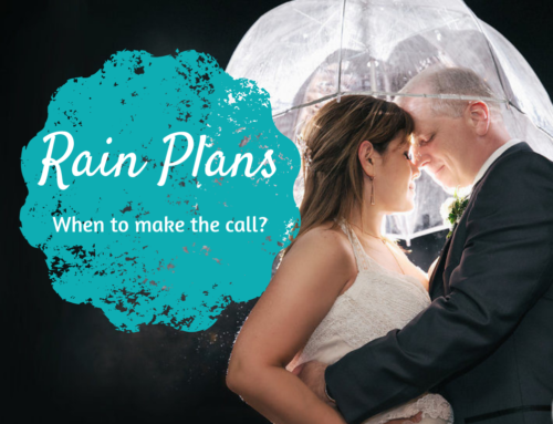 What goes into a rain plan?