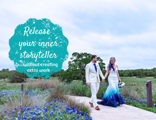 Release your inner storyteller (without creating extra work)