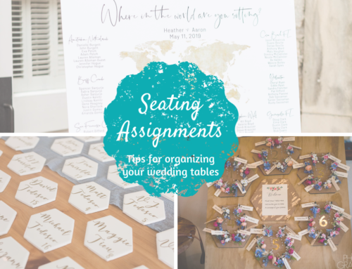 Wrapping Your Head Around Seating Assignments