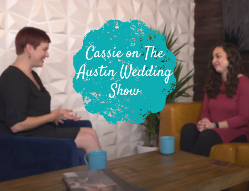 Watch BBF's Cassie on The Austin Wedding Show!